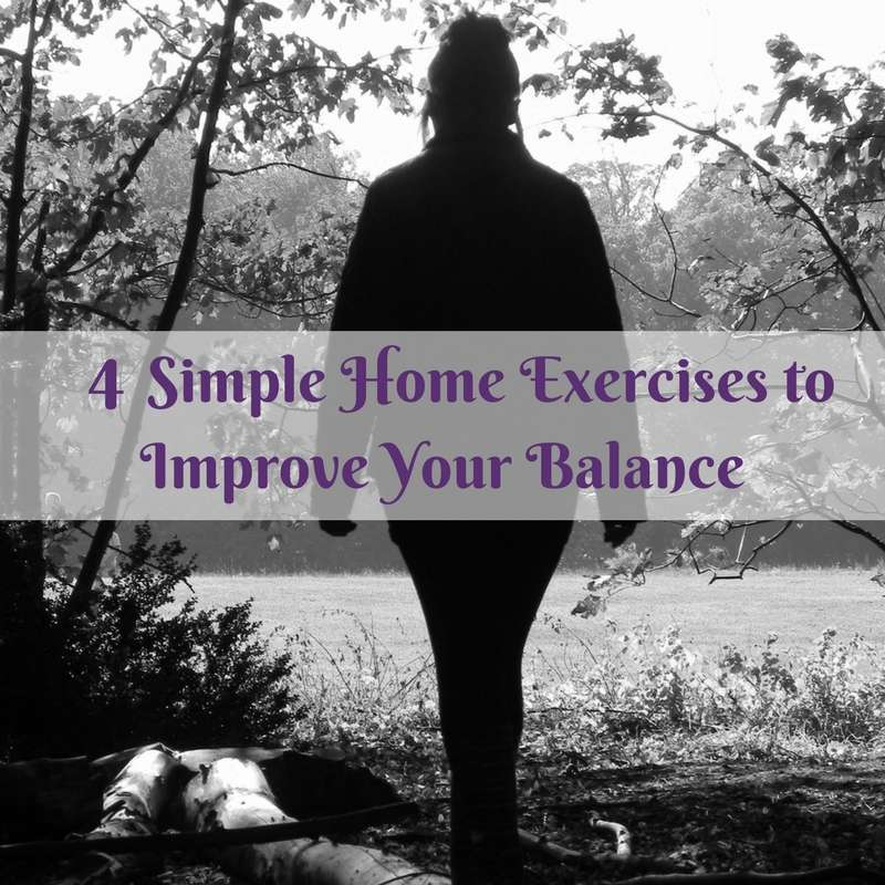 Simplifying Your Home: 4 Simple Home Exercises To Improve Your Balance