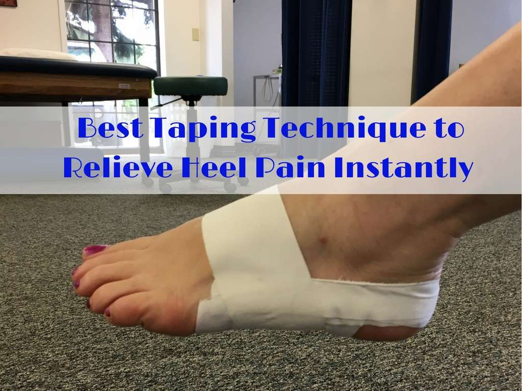 what causes pain on heel of foot