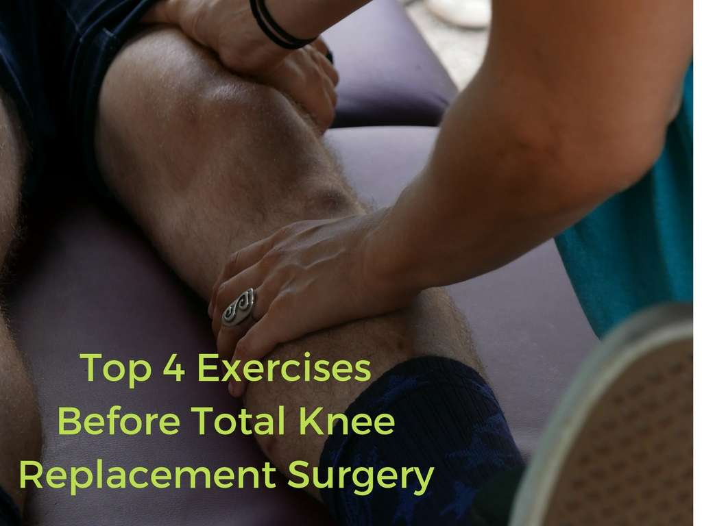 Top 4 Exercises Before Total Knee Replacement Surgery ...